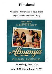 Alemany cine 2015